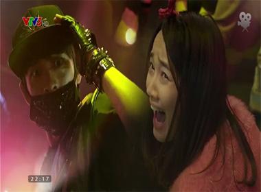 Tuổi thanh xuân tập 1: Nhã Phương làm 'fan cuồng' kéo tụt quần Kang Tae Oh