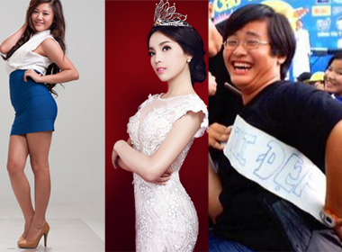 Thành tích giảm cân đáng nể của sao Việt