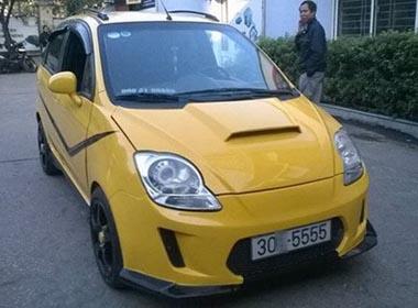 Ô tô 300 triệu độ Lamborghini gắn biển siêu đẹp 5555