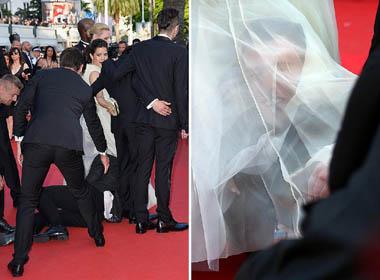 Những hình ảnh đáng xấu hổ của sao Hollywood năm 2014