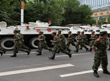Trung Quốc lo lắng khi khủng bố IS tuyển nhiều người Tân Cương