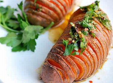 7 biến tấu 'siêu' hấp dẫn cho món khoai lang