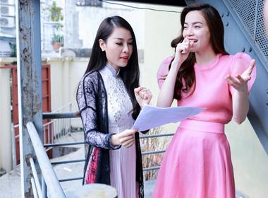 Cặp đôi hoàn hảo 2014: Quế Vân nhận Hồ Ngọc Hà làm 'quân sư' dạy hát