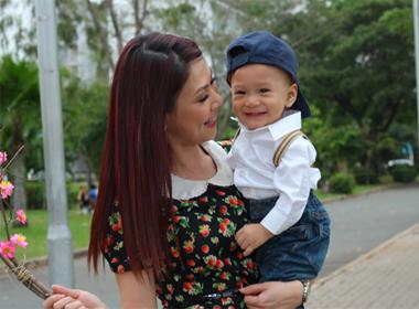 Tâm thư xúc động của Thanh Thảo dành cho bé Jacky trong ngày sinh nhật