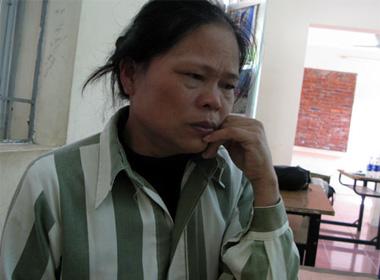 Nước mắt ân hận của người vợ 'nổi điên' sát hại chồng