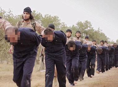 Khủng bố IS khai thác nội tạng tù nhân