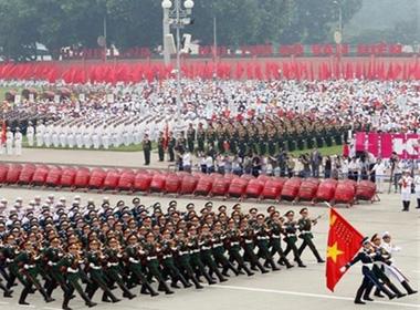 Kỷ niệm 70 năm ngày thành lập Quân đội nhân dân Việt Nam