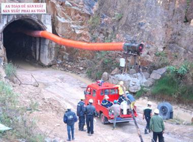 Chiều nay (22/12), Bộ Xây dựng báo cáo nguyên nhân vụ sập hầm