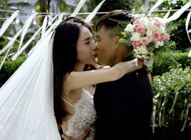 MV đám cưới chính thức siêu lãng mạn của Thủy Tiên - Công Vinh