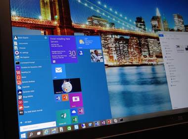 1,5 triệu người đang dùng Windows 10 Tech Preview