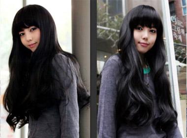 Xu hướng tóc đen sẽ trở lại rầm rộ vào năm sau?