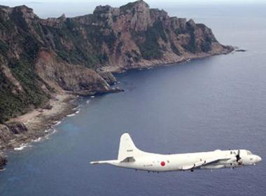 Nhật Bản theo dõi Trung Quốc xây căn cứ gần Senkaku/Điếu Ngư