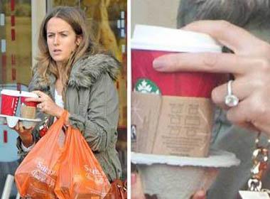 Murray bạo chi mua nhẫn tặng bạn gái