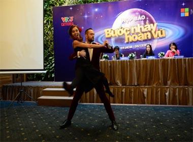 Bước nhảy hoàn vũ 2015