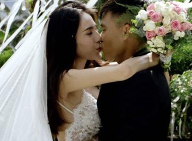 Thủy Tiên-Công Vinh lấy tiền mừng cưới làm từ thiện, bỏ luôn tuần trăng mật!