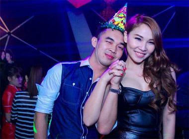 Quỳnh Thư bất ngờ chia tay bạn trai 'đại gia'