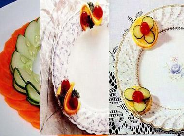 4 cách cắt rau củ cơ bản trang trí đĩa ăn đẹp mắt