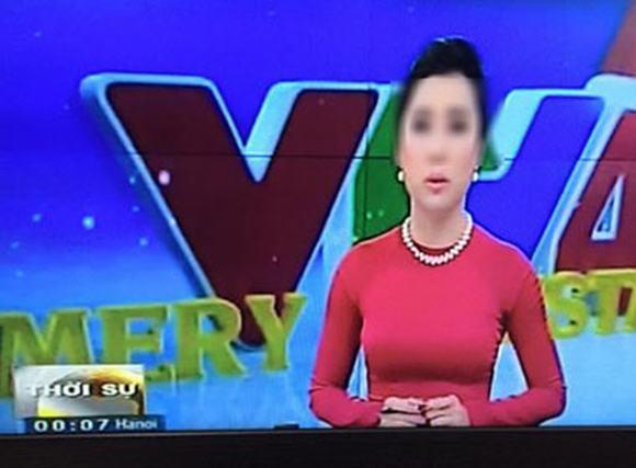 VTV4 chúc Giáng sinh tiếng Anh sai chính tả