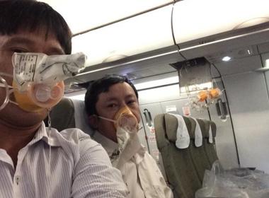 Vụ hạ cánh khẩn cấp do phi công đặt sai tần số báo động