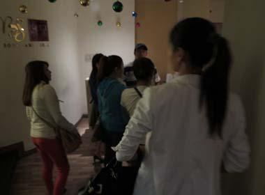 Tiếp viên massage bán dâm tại chỗ giá 3 triệu ở Sài Gòn