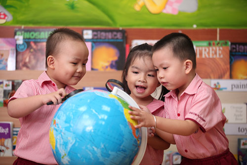 Giáo dục sớm - Kích hoạt tiềm năng trí tuệ trẻ từ 0 tuổi - 3