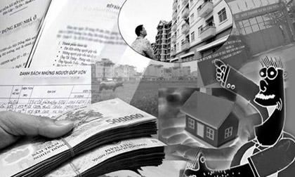 Bài học đắt giá khi mua nhà trên giấy