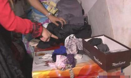Truy tìm kẻ chuyên trộm đồ lót phụ nữ
