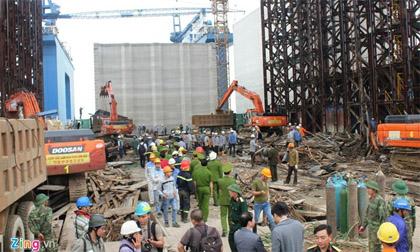 Khởi tố vụ án sập giàn giáo Formosa Hà Tĩnh