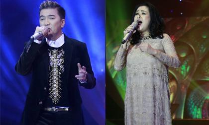 Đàm Vĩnh Hưng, Thanh Lam 'đốt cháy' sân khấu chung kết 'Mẫu và Tài năng'
