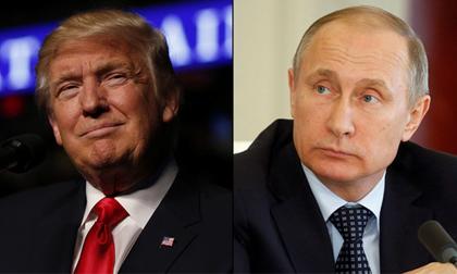 Trump tiết lộ địa điểm gặp Tổng thống Putin