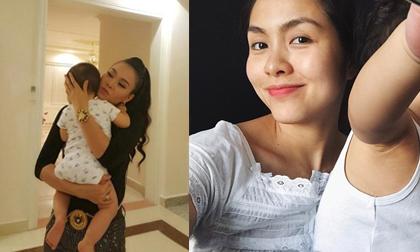 Những 'hoàng tử, công chúa' của sao Việt chưa một lần lộ mặt trước công chúng