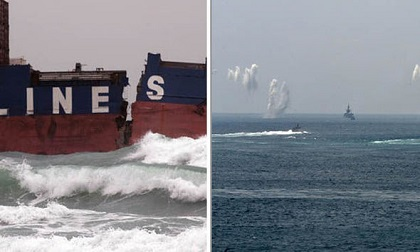"""Tam giác quỷ Bermuda mới """"nuốt chửng"""" 85 tàu thuyền"""