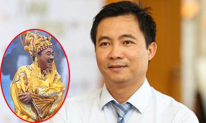 ĐD Đỗ Thanh Hải nói về tin đồn Táo quân đổi diễn viên vai Ngọc Hoàng