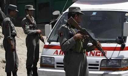 Đánh bom trung tâm thủ đô Afghanistan, hơn 100 người thương vong