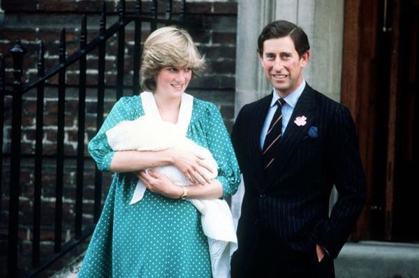 Công nương Diana, Trầm cảm sau sinh
