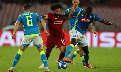 Napoli - Liverpool: Người hùng tạo địa chấn phút 90