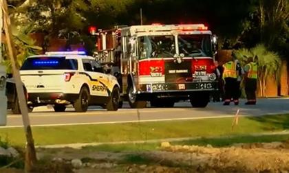 Xả súng ở South Carolina, 7 cảnh sát bị bắn