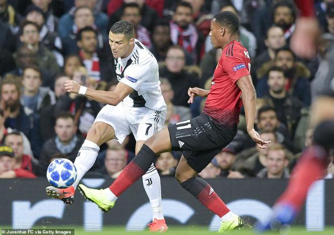 MU - Juventus: Ronaldo quyết liệt, 17 phút an bài - 1