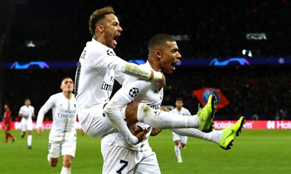Neymar bừng sáng, PSG hạ đo ván Liverpool