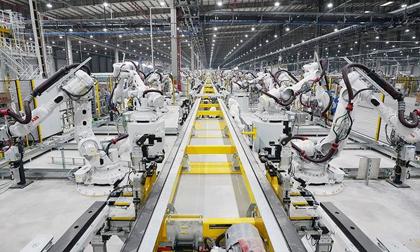 VinFast sản xuất hay lắp ráp ô tô?