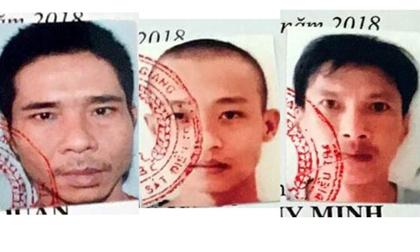 3 phạm nhân trốn trại ở Kiên Giang: Đã bắt lại kẻ phạm tội giết người