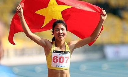 Vượt qua Quang Hải, Bùi Thị Thu Thảo đoạt giải VĐV xuất sắc nhất năm 2018