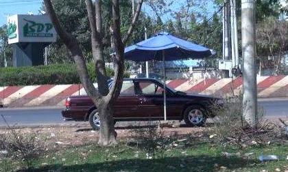 Diễn biến không ngờ vụ ô tô của cán bộ kiểm lâm bị cài vật thể lạ