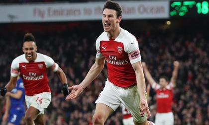 Arsenal xuất sắc đánh gục Chelsea trận derby London