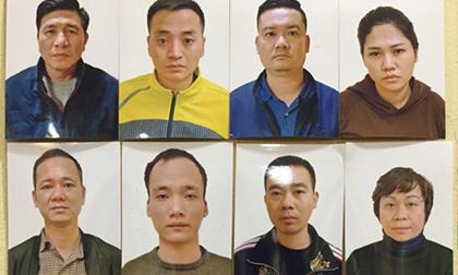 Cảnh sát hình sự Hà Nội đánh sập ổ nhóm tội phạm 'tín dụng đen' cực lớn