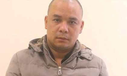 Đầu thú sau 2 năm trốn lệnh truy nã về tội giết người