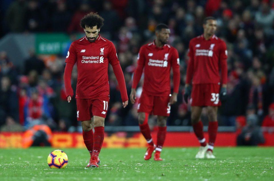 Liverpool bị Leicester cầm chân, lỡ cơ hội bứt phá