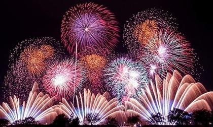 Những địa điểm người dân cả nước có thể xem bắn pháo hoa đêm giao thừa Tết Kỷ Hợi 2019