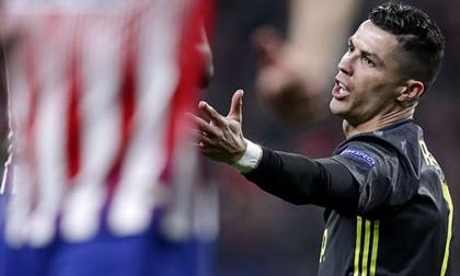 Atletico Madrid - Juventus: Ronaldo trong ác mộng kinh hoàng 5 phút