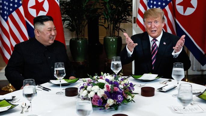 Chuyện giờ mới kể về phục vụ ăn cho ông Trump và ông Kim ở Hà Nội - 1